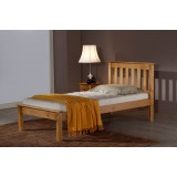 Denver Pine Single Bed